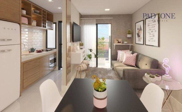 Apartamentos de 2 quartos a partir de 28m² à venda - Ecoville - Curitiba - Foto 3