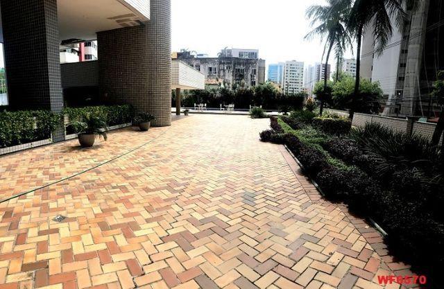 Edifício Búzius, apartamento com 4 quartos, gabinete, estar íntimo, 4 vagas - Foto 20