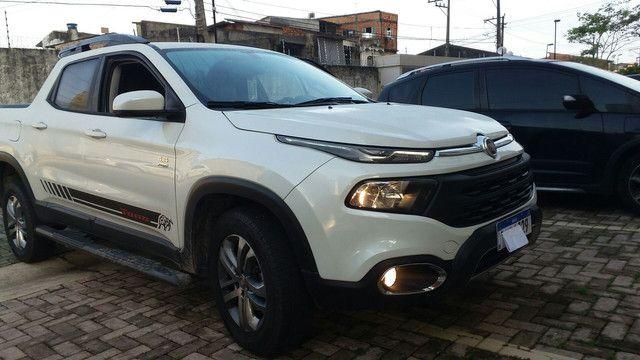 Fiat Toro Freedom AT9 D4 4x4 diesel 2020 - Foto 8