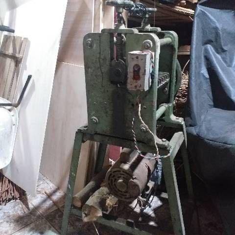 Máquina de passar Vime para fabricação de artesanato  - Foto 3