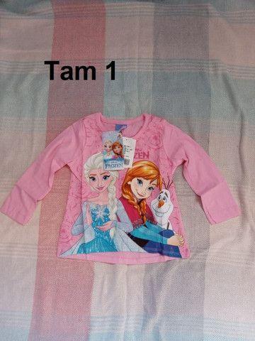 Lote de roupas infantis Novas Brandili ou unidade - Foto 3