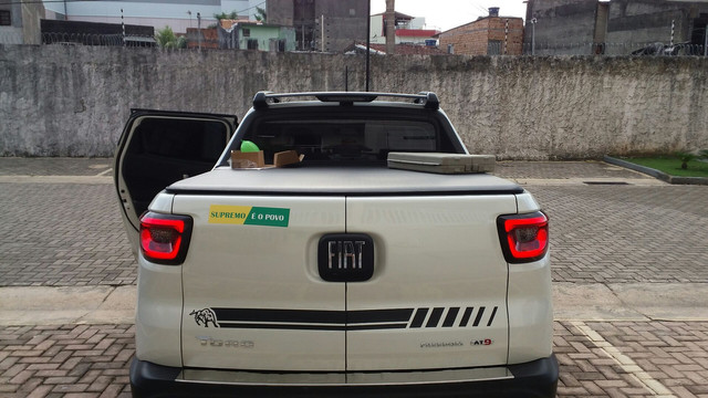 Fiat Toro Freedom AT9 D4 4x4 diesel 2020 - Foto 7