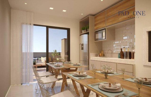 Apartamentos de 2 quartos a partir de 28m² à venda - Ecoville - Curitiba - Foto 4
