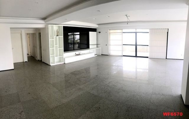 Edifício Búzius, apartamento com 4 quartos, gabinete, estar íntimo, 4 vagas - Foto 2