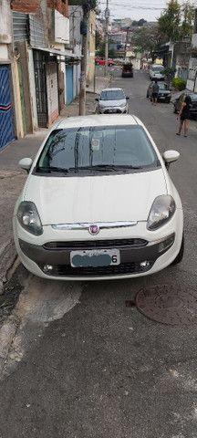 Fiat Punto Essense SP 1.6 2014 Manual