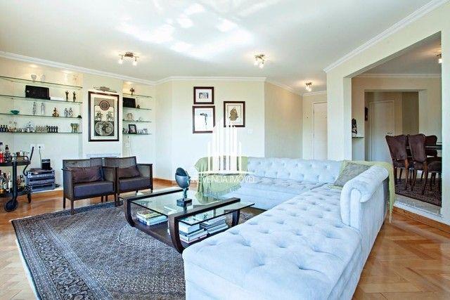 Apartamento para locação de 247m², 4 dormitórios em Moema - Foto 5