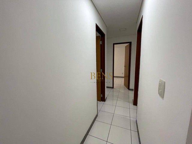 Apartamento com 3 dormitórios para alugar por R$ 850,00/mês - Sandra Cavalcante - Campina  - Foto 11