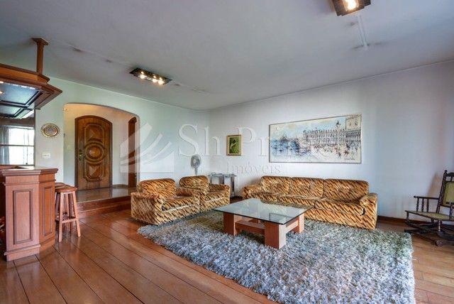Vende-se ou aluga-se amplo apartamento em Moema pássaros - Foto 5