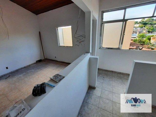 Kitnets com 01 dormitório para alugar, a partir de R$ 550/mês - Engenhoca - Niterói/RJ - Foto 15