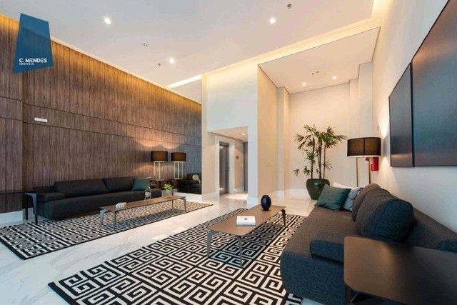 Apartamento Duplex com 3 dormitórios à venda, 172 m² por R$ 1.972.641,00 - Guararapes - Fo - Foto 3