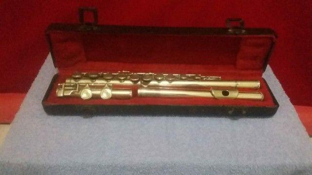 Flauta Transversal veril H09678