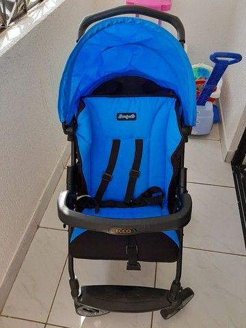 Carrinho e Bebe Conforto que se acoplam - Foto 3