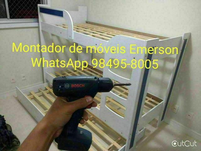 Montador de Móveis Montador Montador de Moveis Montador Montador de Moveis Montador  - Foto 2