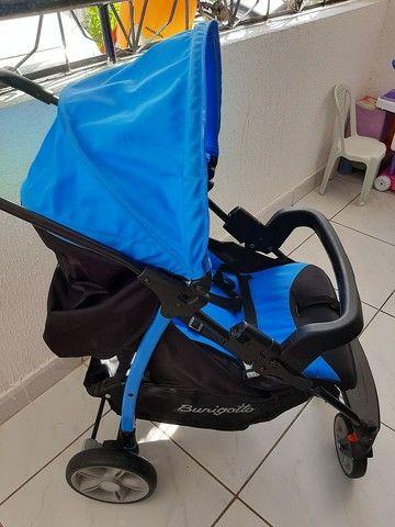 Carrinho e Bebe Conforto que se acoplam - Foto 4