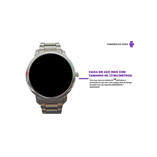 Relógio Masculino Toyota - Foto 3