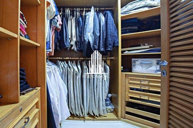 Apartamento para locação de 247m², 4 dormitórios em Moema - Foto 13