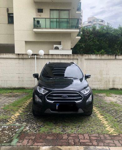 Ford Ecosport Titanium Top de linha com Teto - Foto 6