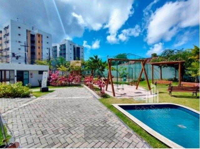 IC- Lindo apartamento - 64M² - 3 quartos - No Barro- Edf. Alameda Park - Foto 6