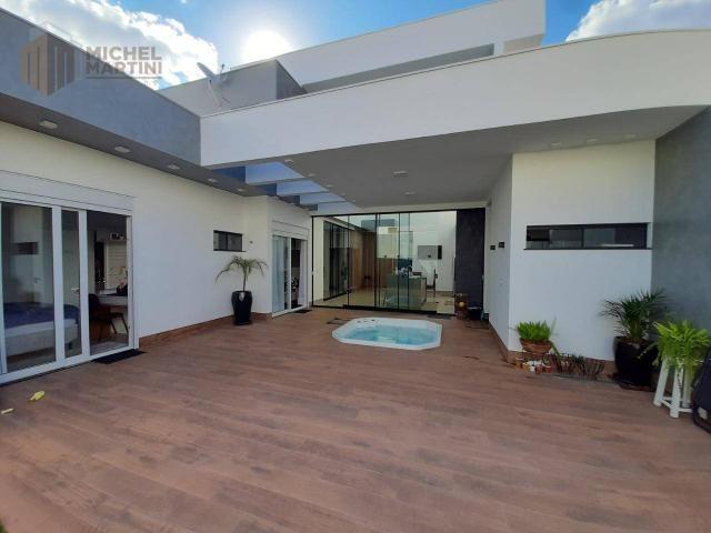 Casa em Condomínio à venda - Jardim Ouro Branco - Paranavaí/PR - Foto 3