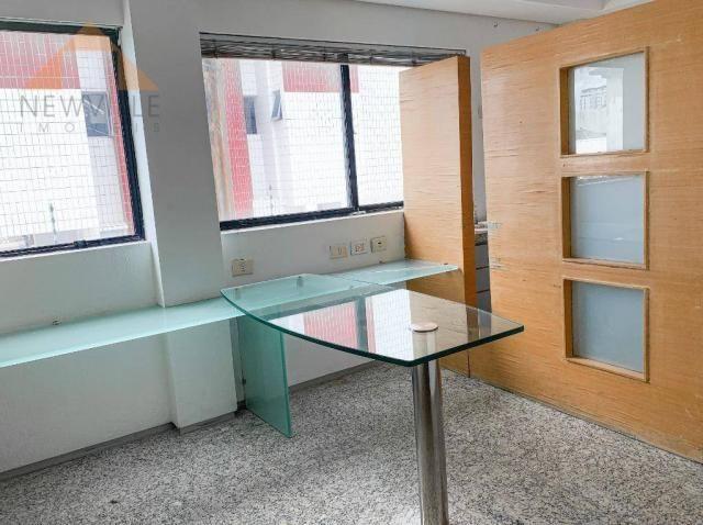 Andar Corporativo para alugar, 250 m² por R$ 9.500/mês - Ilha do Leite - Recife - Foto 6