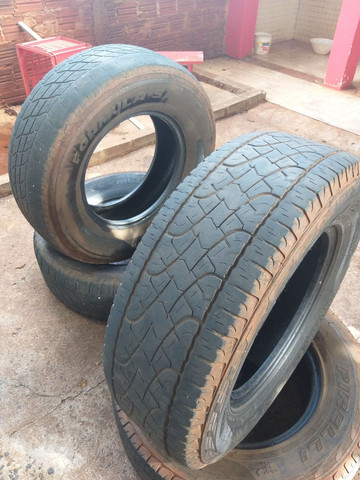 Vendo 2 pneu scorpion pirelli 245.70.16