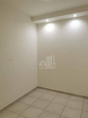 Sala para alugar, 30 m² por R$ 1.200,00/mês - Icaraí - Niterói/RJ - Foto 12