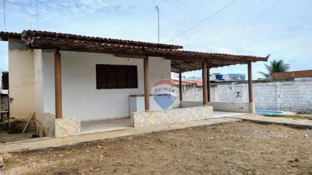 CASA EM PRAIA DE JACUMÃ - LOCALIZAÇÃO PRIVILEGIADA - LITORAL SUL/PB - Foto 2