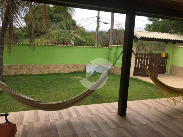 Casa com 3 dormitórios à venda por R$ 400.000,00 - Jacaroá - Maricá/RJ - Foto 3