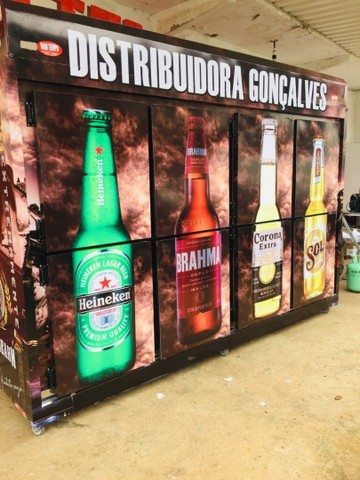 Cervejeiras e câmera fria  - Foto 2
