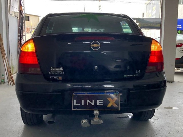 Chevrolet Corsa Sedan Premium 1.4 (Flex) - Foto 5