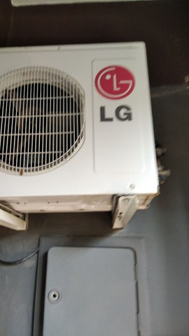 Ar condicionado LG barato - Foto 3