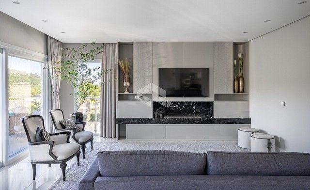 Casa de condomínio à venda com 3 dormitórios em Condominio alphaville, Gramado cod:9937109 - Foto 5