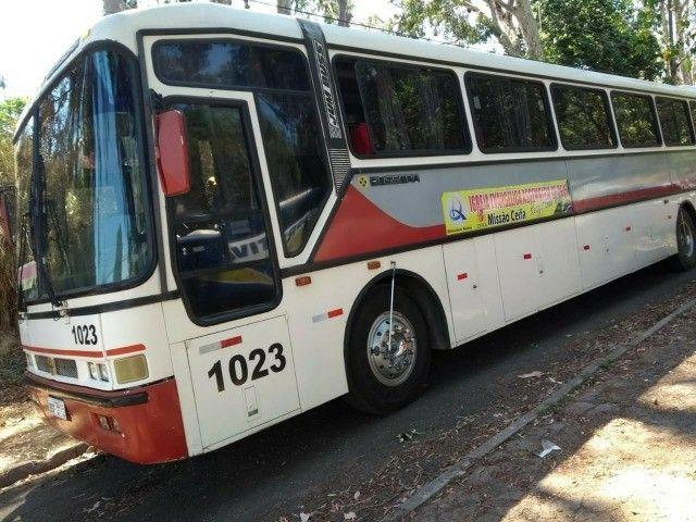 Vendo ônibus Mercedes-Benz O400 - Foto 7