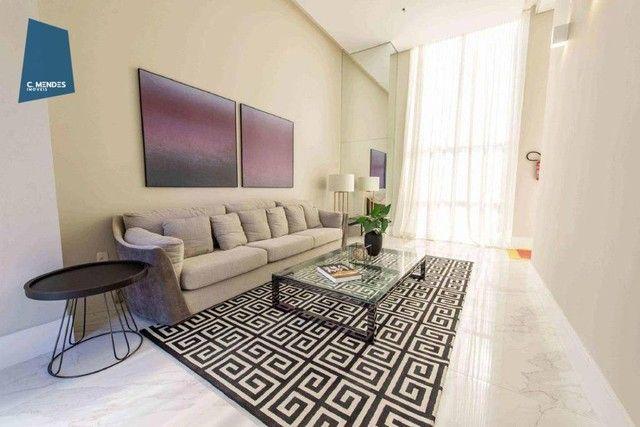 Apartamento Duplex com 3 dormitórios à venda, 172 m² por R$ 1.972.641,00 - Guararapes - Fo - Foto 7