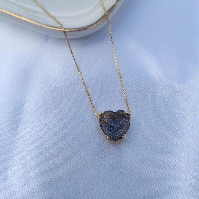 Semi jóias folheadas a ouro 18 K