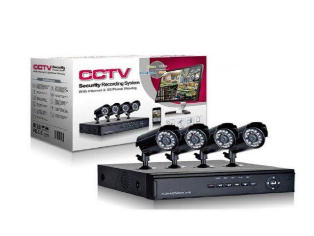 Câmera de monitoramento - Foto 2