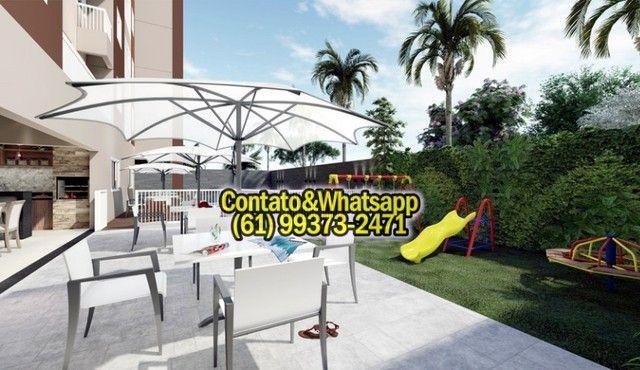 Apartamento em Goiania, 2Q (1Suíte), 55m2, Garagem, Lazer Completo! Parcela. - Foto 8