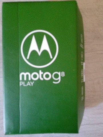 Vendo celular moto g8 play - Foto 4