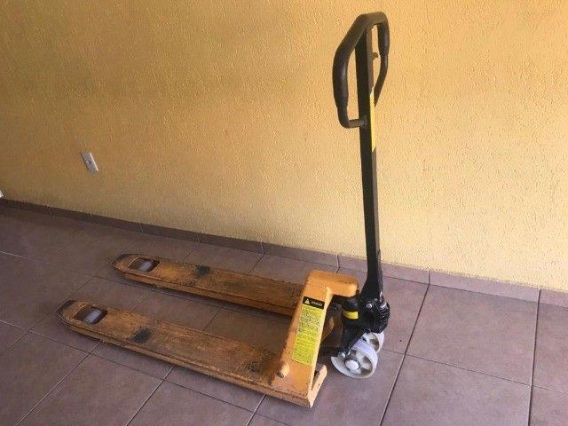 Paleteira Manual (Hidráulica) 2 ton