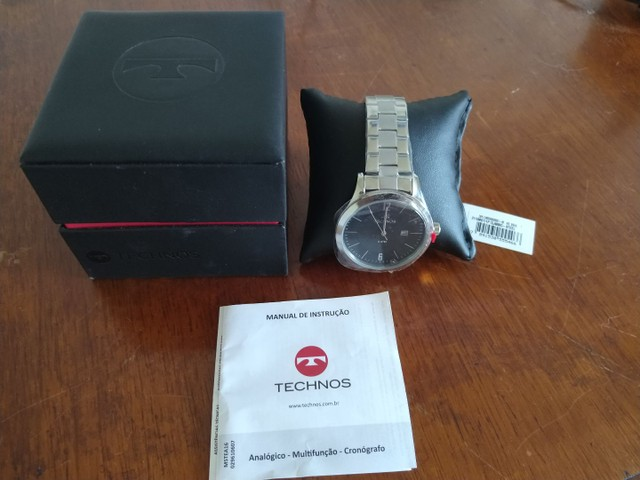 Vendo relógio Technos novo - Foto 3