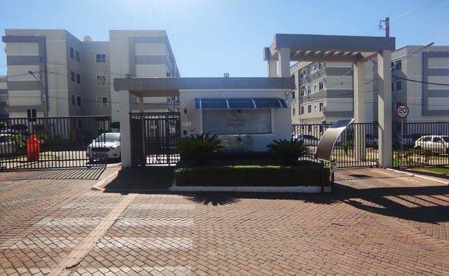Apartamento Térreo com garden 2 quartos Chapada dos Sábias