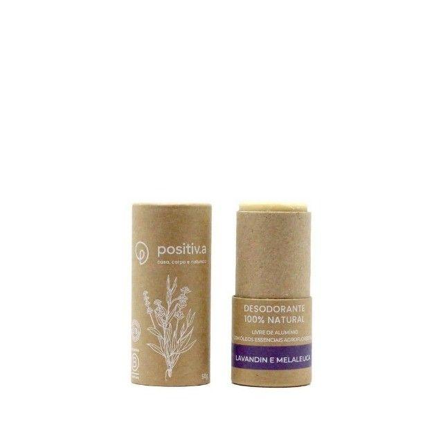 Desodorante 100% Natural Ecológico e Vegano Unissex - Foto 5