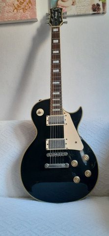 Vendo Guitarra Strinberg Les Paul