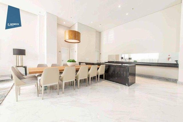 Apartamento Duplex com 3 dormitórios à venda, 172 m² por R$ 1.972.641,00 - Guararapes - Fo - Foto 6