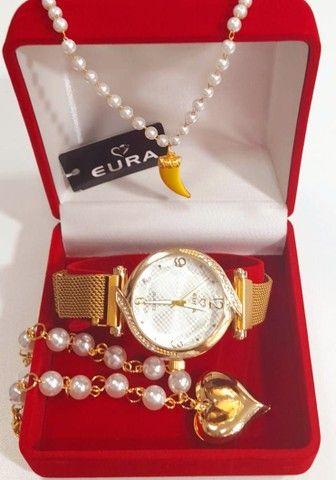 Kit Relógio, para os dias das mães