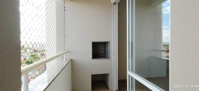 AP0444/Apartamento 3 quartos, 64 m² por R$ 1.200/mês - Jardim Morumbi - Londrina/PR - Foto 3