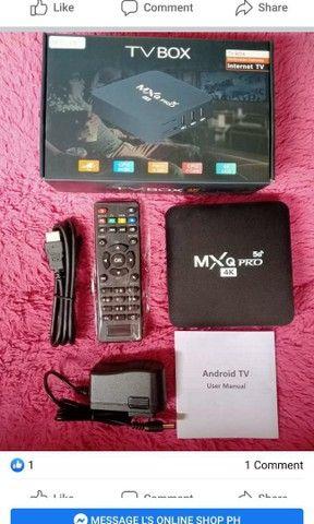 Tv box de 32 GB, 64 GB, 128 GB no varejo e atacado - Foto 3