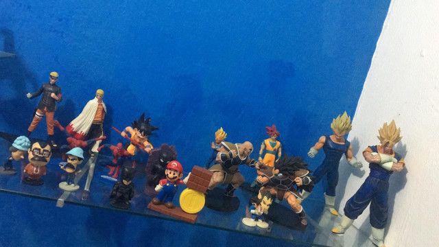 Vendo peças e coleções dragonballz e Naruto etc  - Foto 4
