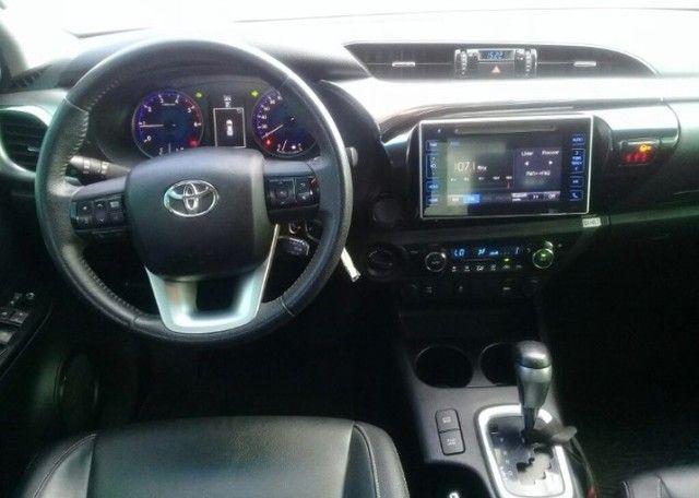 Toyota Hilux Cd Dlx 4x4 2.8 Diesel 2016/2017 - Foto 3