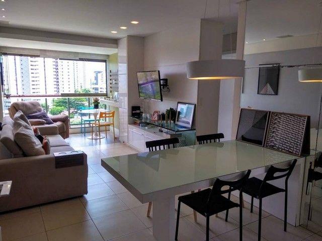 Apartamento para venda com 82 metros quadrados com 3 quartos em Casa Forte - Recife - PE